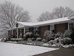 White Christmas in Dixie!!