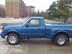 Ford Ranger 2001 Edge