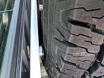 Spare Tire Mount