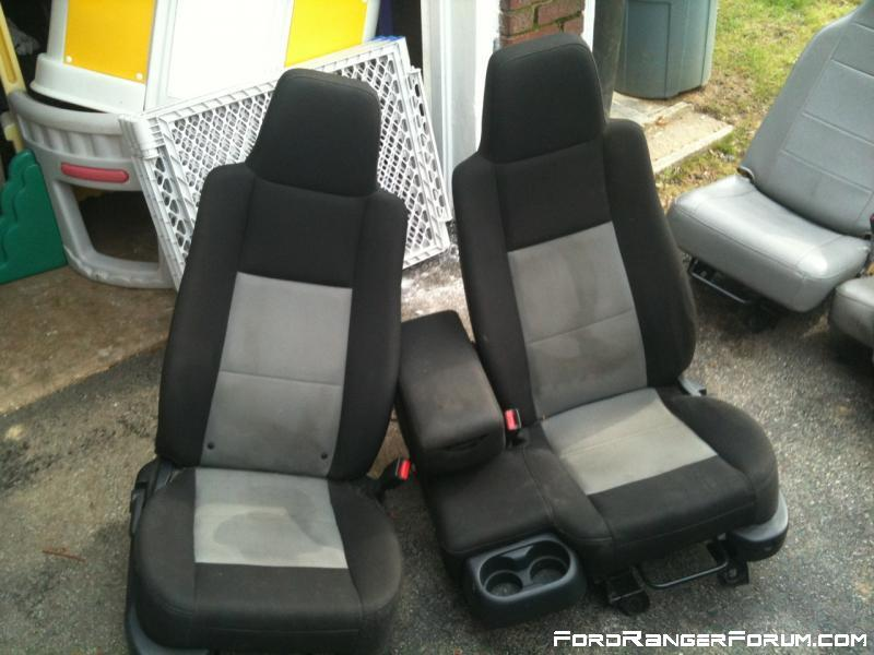 Replacing A Standard Cab 620 S Bench Seat New World