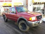 2001 4x4 xlt ford ranger