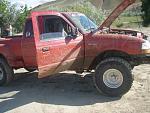 The red bull 2000 xlt 3.0L