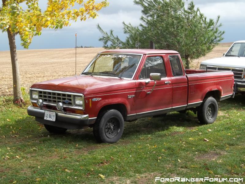 1986 V8 Swap Ford Ranger Html Autos Post