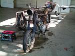 1968 Sears Gilera 106ss Project Bike