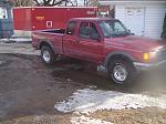 1993 ford ranger 4.0 on 31's