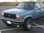 1991 Ranger XLT 4x4 4.0L OHV V6