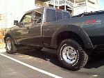 My Ford Ranger FX4 Off Road