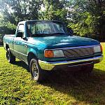 1996 Ranger XLT