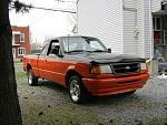 My 1995 Ranger