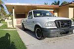 04 Lowered Ford Ranger