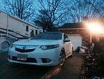 11 Acura TSX
