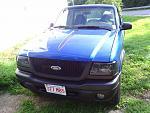 My Ford Ranger Edge 4x4