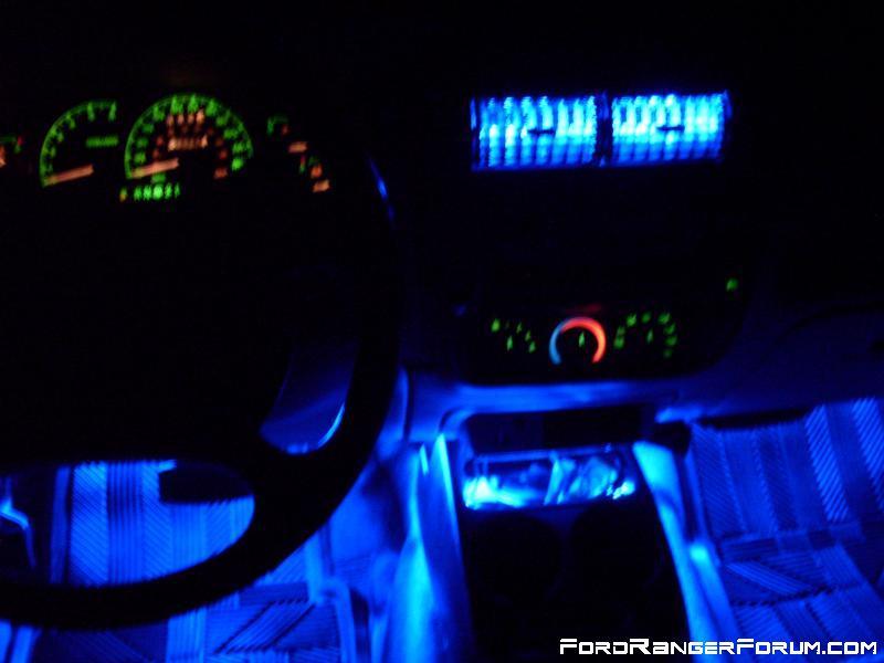 Interior Led S Ford Ranger Forum
