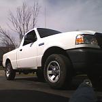 my 07 white ranger