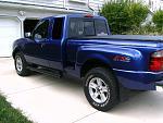 2003 Ford Ranger XLT extended cab FX4