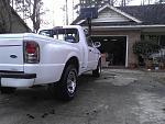 clean truck.