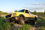 2001 Ranger Edge
