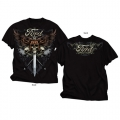 Ford Skull w/Dagger & Wings T-Shirt