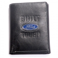 Ford Leather Trifold Wallet