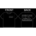 Black FRF T-Shirt