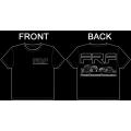 Black FRF Hooded Sweatshirt