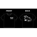 Black FRF T-Shirt Design 2