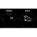 Black FRF T-Shirt Design 2