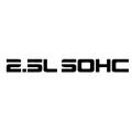 2.5L SOHC sticker